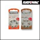 Rayovac Hörgerätebatterien