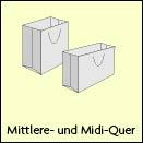 Geschenktaschen Mittel/Miidi
