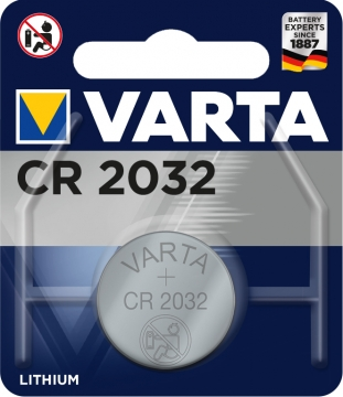 Varta Lithiumzelle Electronic CR2032 Blister lose