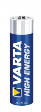Batterien Varta High Energy Micro AAA Blister/4
