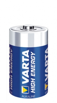Batterien Varta High Energy Baby C Blister/2