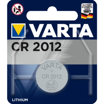 Varta Lithiumzelle Electronic CR2012 Blister lose