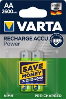 Varta Akku Mignon Ready To Use 2600 mAh Blister/2