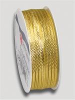Ziehschleifenband Astoria Gold  1 Tray/10