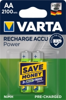 Varta Akku Mignon Ready To Use 2100 mAh Blister/2
