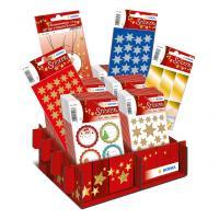 Herma Weihnachts-Sticker Mix-Display Display/60