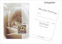 Einladung Hochzeit  Set/5