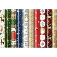 Geschenkpapier Weihnachten Classic Display/50