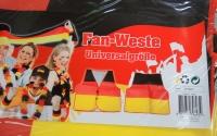Fan-Weste Deutschland  Set/2