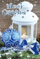 Grußkarten Weihnachten 3D Multiset/20