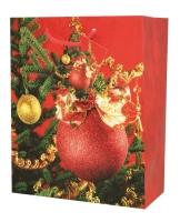 Geschenktaschen Weihnachten Mittel Romantik Set/20