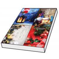 Grußkarten Weihnachten Tradition Set/100