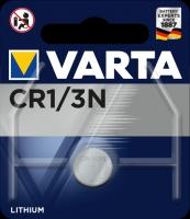 Batterie Varta Lithium 3 Volt CR1/3N Blister/1