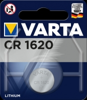Varta Lithiumzelle Electronic CR1620 Blister lose