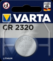 Varta Lithiumzelle Electronic CR2320 Blister lose