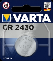 Varta Lithiumzelle Electronic CR2430 Blister lose