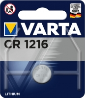 Varta Lithiumzelle Electronic CR1216 Blister lose