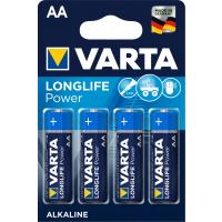 Batterien Varta Longlife Power Mignon AA Blister/4