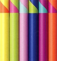Geschenkpapier helle Motive 2 Color Display/25