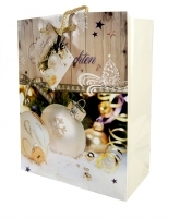 Geschenktasche Weihnachten groß Tradition Set/20