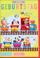 Grußkarten Kindergeburtstag Prime Nice Set/30