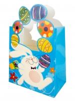 Geschenktasche Ostern gestanzt Midi Set/10