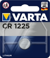 Varta Lithiumzelle Electronic CR1225 Blister lose