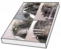 Grußkarten Trauer Landschaften Set/100