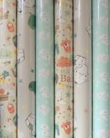 Geschenkpapier Baby Premium Set/10