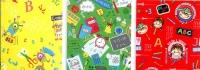 Geschenkpapier Schule Premium Set/10