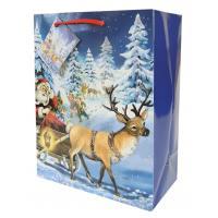 Geschenktaschen Weihnachten Nostalgie mittel Set/20