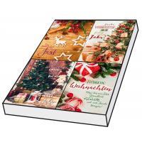 Grußkarten Weihnachten Weihnachtstraum Set/100