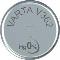 Uhrenknopfzelle Varta 362 lose