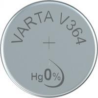 Uhrenknopfzelle Varta 364 lose