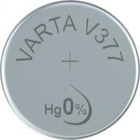 Uhrenknopfzelle Varta 377 lose