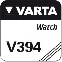 Uhrenknopfzelle Varta 394 lose