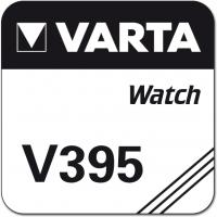 Uhrenknopfzelle Varta 395 lose