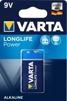 Batterien Varta Longlife Power 9 V Blister/1