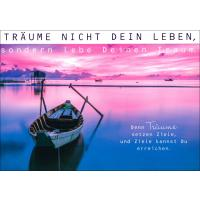 Postkarten Wolkenreise Geburtstag/Allgemein Multiset Set/30